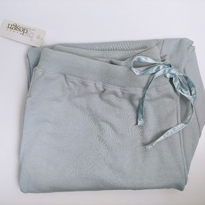 Pants - NWT Baby Blue Sweats - With Pockets!
